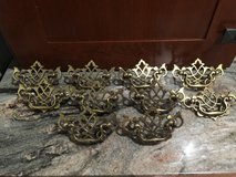 10 Brass Drawer Pulls in Glendale Heights, Illinois