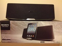 Sony RDP-XA900IP iPad/iPhone/iPod Premium Speaker Dock AirPlay WiFi Bluetooth in Lockport, Illinois