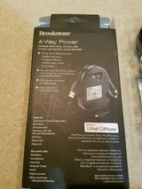 Brookstone 4way power supplier in Naperville, Illinois