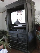 Rustic TV stand/Hutch/ would consider trade in Ruidoso, New Mexico