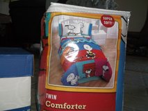 SNOOPY COMFORTER TWIN SIZE in Alamogordo, New Mexico