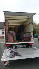 AVOID HIGH RISK OF RENTING A CARGO VAN or TRUCK/HIGH DEPOSIT/INSURANCE/SELF TRUCK  PICK UP R... in Ramstein, Germany
