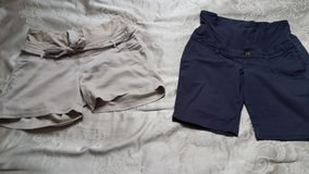 2 maternity shorts from H&M. Size 38 or Small in Ramstein, Germany