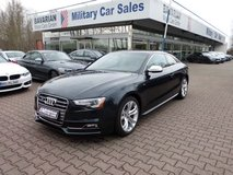 2014 Audi S5 in Hohenfels, Germany