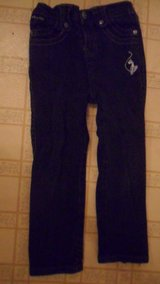 size 4T girls baby phat jeans in Fort Campbell, Kentucky