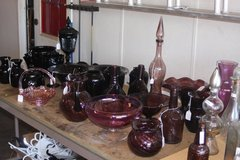 amethyst glass pieces in Springfield, Missouri