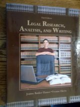 Legal Research, Analysis and Writing (3rd Edition) in DeKalb, Illinois