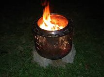 PORTABLE FIRE PIT in Vista, California