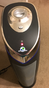Air Purifier Germ Guardian 3 in 1 Air Cleaning True Hepa Filter UV-C in Fort Campbell, Kentucky