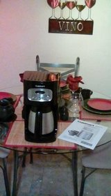 Cuisinart 10-Cup Programmable Thermal Coffee Maker in Fort Campbell, Kentucky