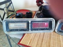 1967 1968 Original Pair of Chevy Camaro Tail lights Taillights in Fort Campbell, Kentucky