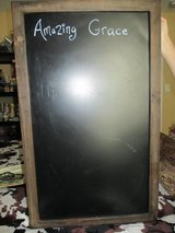 chalk board in Conroe, Texas