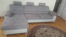 Couch Sofa like new in Hohenfels, Germany