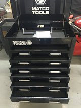 Brand new Matco tool box never used 450$ today has to go. Retails 1400$ in Huntsville, Alabama