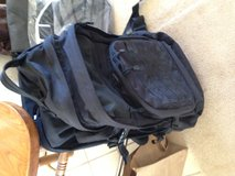 Backpack with integral frame in Alamogordo, New Mexico
