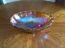 Antique Gold Carnival Glass Bowl in Elizabethtown, Kentucky