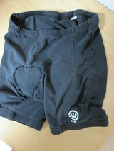 Men's padded bike shorts, size medium in Houston, Texas