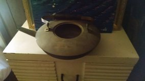 Old Tea or coffee pot in Camp Lejeune, North Carolina
