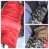 Sleeping bags x3 in Camp Pendleton, California