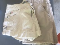 Size 11 shorts and skirt in Camp Lejeune, North Carolina