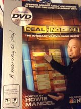 Deal or no deal DVD game in Joliet, Illinois