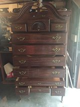 Dresser (Tall Chest-11 Drawers) in Hinesville, Georgia