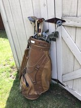 Older professional men's golf clubs in New Lenox, Illinois