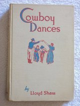 COWBOY DANCES *Signed to Hollywood Actress* in 29 Palms, California
