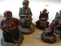 Thomas Clark figurines in Alamogordo, New Mexico