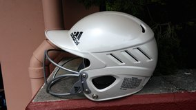 Adidas Adjustable Softball Helmet in Okinawa, Japan