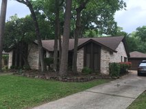 FOR RENT: 4 bedroom, 1 Story Home in Elm Grove Subdivision in Houston, Texas