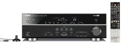 Yamaha RX-V667 7.2-Channel Home Theater Receiver in Camp Lejeune, North Carolina