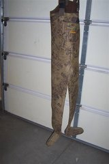 Cabela's insulated chest waders with felt soled boots  used twice in Mountain Home, Idaho