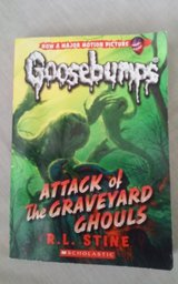 Goosebumps Attack of the Graveyard Ghouls in Conroe, Texas