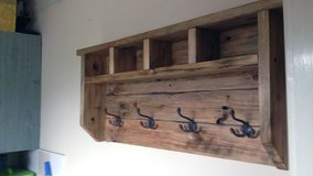 Shelf/Coat Rack in Camp Lejeune, North Carolina