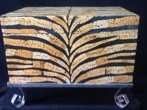 Solid Wood Tiger Chest in MacDill AFB, FL