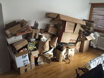 FRIDAY FAST JUNK REMOVAL/ TRASH HAUL/ PICK UP & DELIVERY/ MOVING in Ramstein, Germany