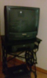 Television with VCR in Warner Robins, Georgia