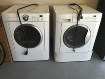 Washer/dryer in Fort Bliss, Texas