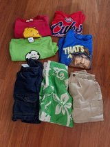 9 PC Kids Shorts/T-shirts Lot 23 in Chicago, Illinois