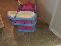 Baby doll care station in Fort Rucker, Alabama