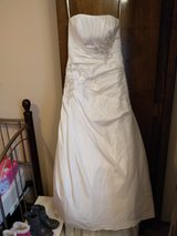 Wedding dress in Bellevue, Nebraska