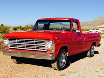 Ford F100, 1969 in Alamogordo, New Mexico