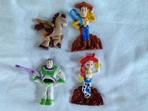 Toy Story 2 collectibles in Fort Rucker, Alabama