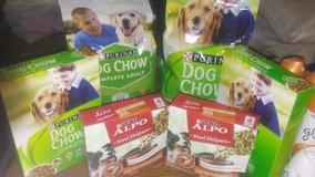 Dog food in Beaufort, South Carolina