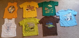3T summer shirts in Fort Campbell, Kentucky