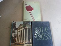 Vintage  Yearbooks in Beaufort, South Carolina