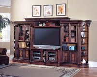 Entertainment Wall Unit - Expandable 72 inch TV Console - monthly payments possible in Spangdahlem, Germany