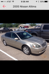 2005 Nissan Altima in Montgomery, Alabama