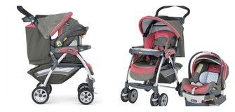 Chicco key fit 30 stroller system in Temecula, California